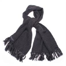 zzz-sciarpa-grigio-nera-righe